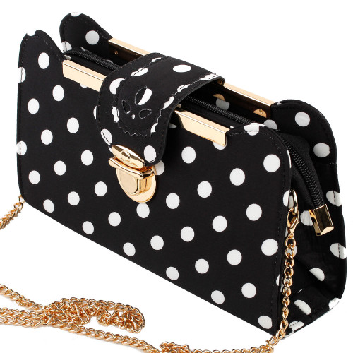 Show Story Women's Purse Wallet Clutch Handbag Cross-body Bag Card Case Coin Case