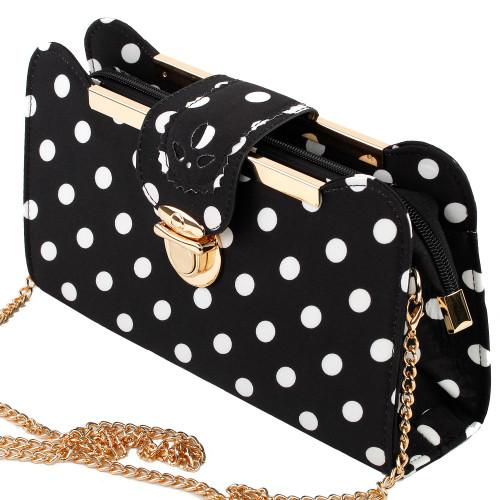 Show Story Women's Purse Wallet Clutch Handbag Cross-body Bag Card Case Coin Case