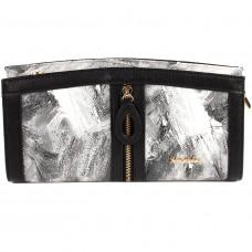 Show Story Women's Girls Punk Zipper Design Fashion Outdoor Evening Clutch Handbag Bag,FB90021